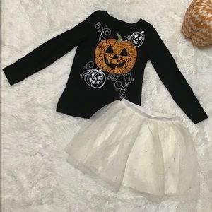 Girls Halloween Outfit Children's Place Size 7/8
